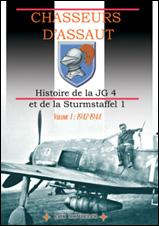 Chronique de la JG 4 et Sturmstaffel 1 ainsi que de la JG 2 Arton1513
