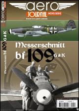 Aero Journal Bf109G/K