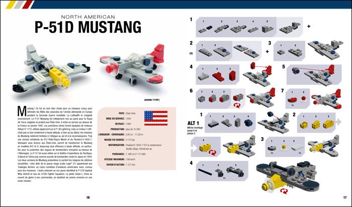 Construire Ses Avions En Lego Avions A Reaction Chasseurs Et Bombardiers En Lego Peter Blackert