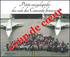 Petite encyclopedie des vols des Concorde français